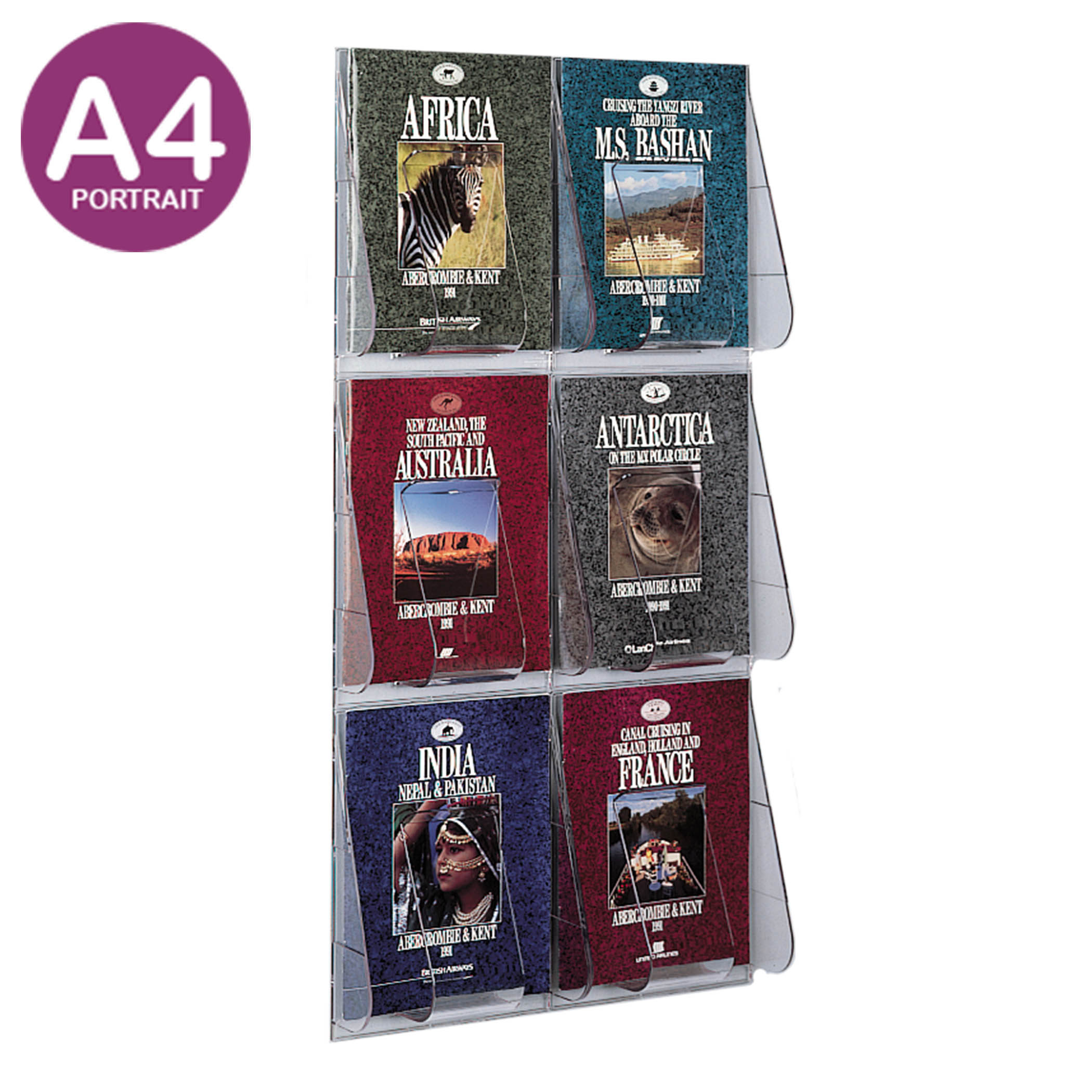 plastic office mounted commercial decoration uk magazine holders racks display single countertop wall stand mount for brass buy sale tiered rack shelf stunning magazines holder leaflet brochure storage bamboo